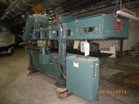 Used Oliver 36 Strait-O-Planer | Planers - Thickness