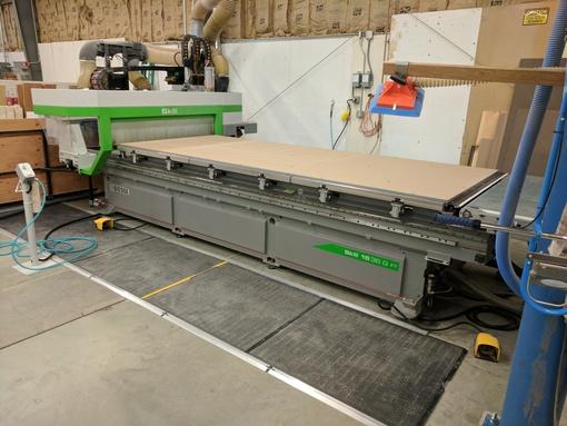 Biesse SKILL 1536G 5x12 FT CNC , 2013