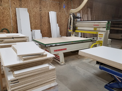 Used Thermwood CS 40 | CNC Routers - Flat Table, Nesting