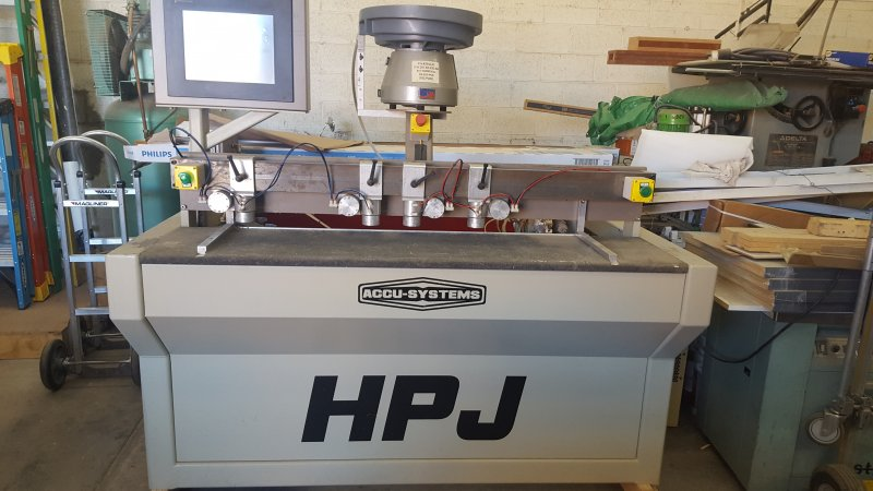 Used Accu-Systems HPJ-8 | Dowel Machines