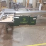 Used Altendorf WA80 | Saws - Sliding Table, Table
