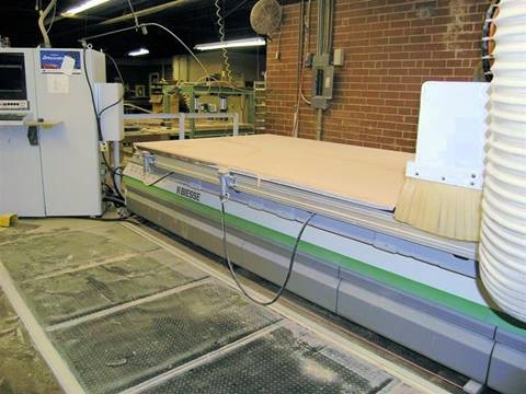 Biesse  Rover B 7.65 FT-K.Flat Table CNC, 2006