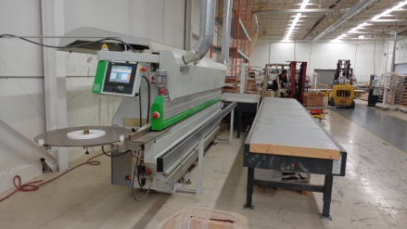 Biesse Akron 840 Single Side Edgebander, 2006