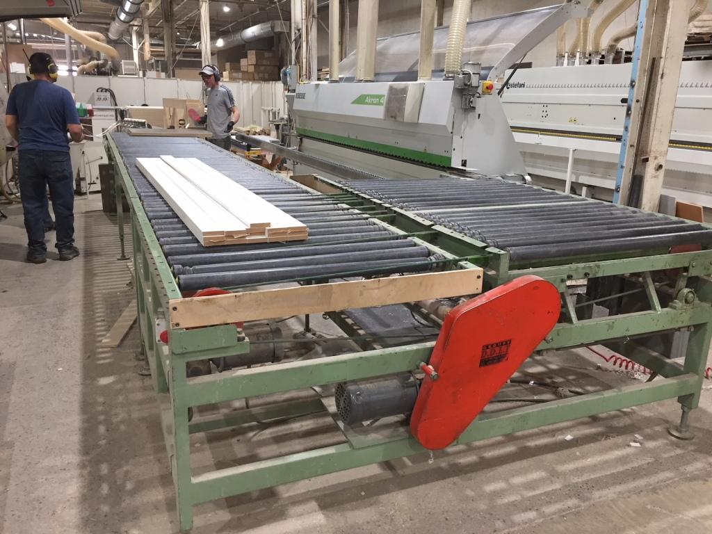 DDLT Return Conveyor,