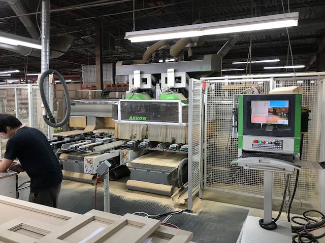 Used Biesse Arrow ATS | CNC Machining Centers - Pod and Rail