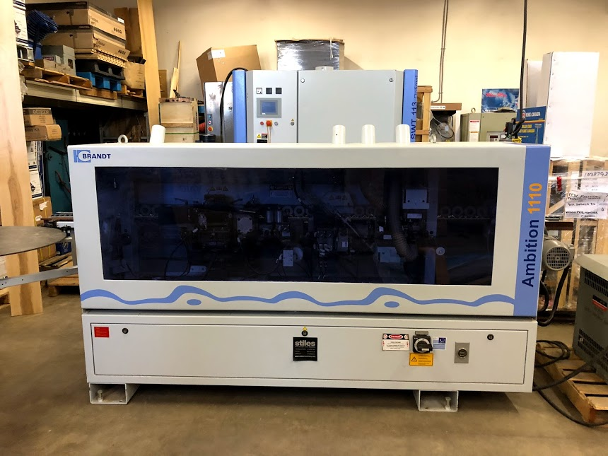 Used Brandt Ambition 1100 Ambition 1100 | Edgebanders