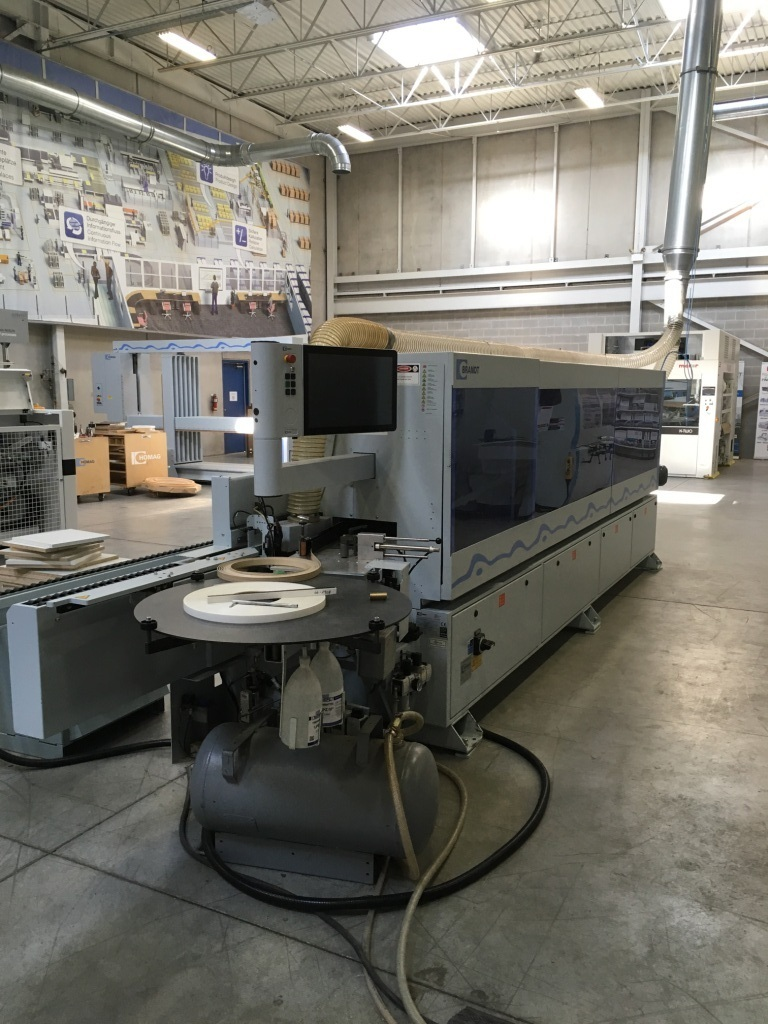 used edgebanders for Sale - Contacts Machinery, Inc