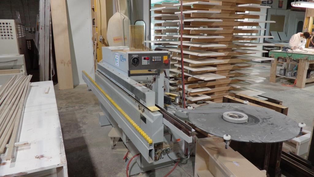 Brandt KD56 Single Sided Edgebander, 1998