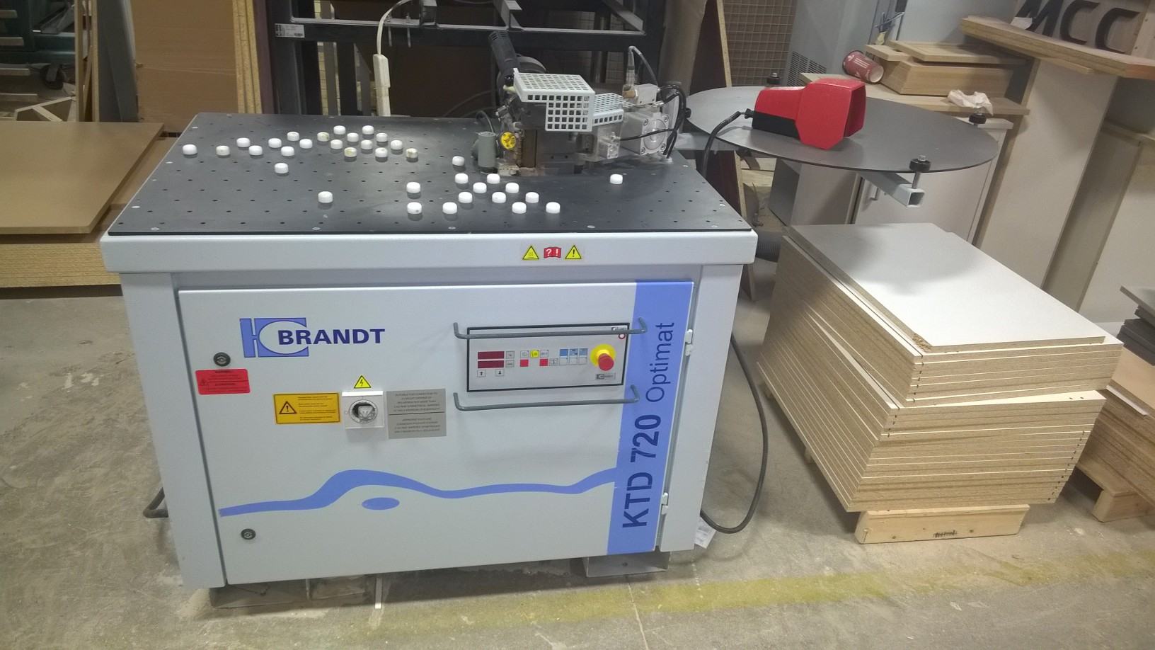 Brandt KTD 720 Optimat, 2011