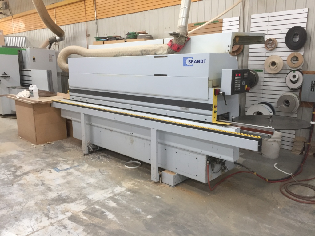 Used Brandt Optimat KD 66 | Edgebanders