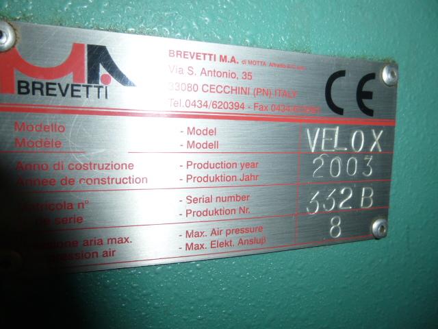Used Brevetti Velox | Miscellaneous