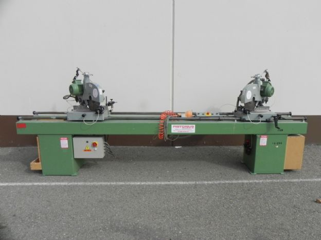 Pistorius DCH-16 Double End Miter Saw,