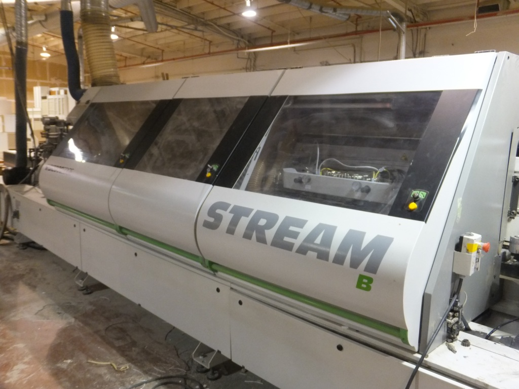 Biesse Stream B1 9.0 Fully Loaded Edgebander, 2003