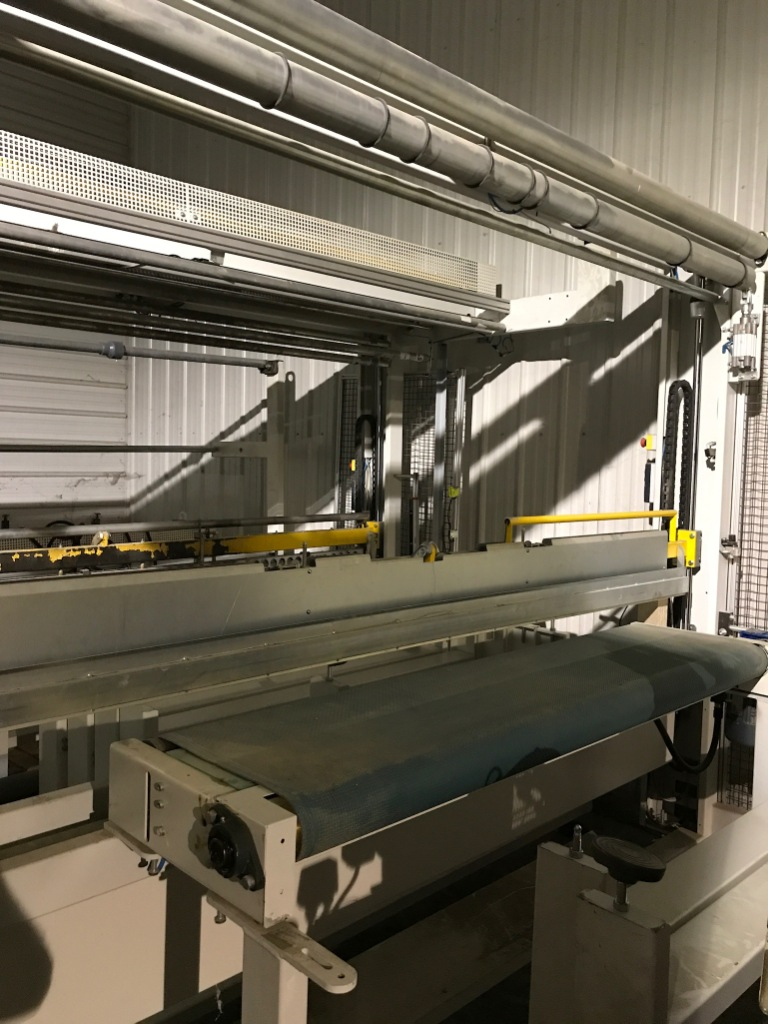 Used CMB ERL-200   Packaging And Shrink Wrapping Equipment