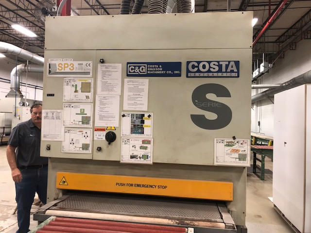 Costa SP3 CT 1350, 2000