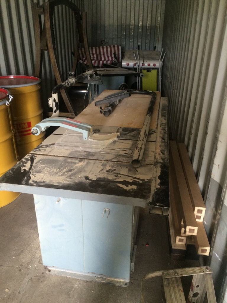 Used Delta RT-31  34887 | Saws - Sliding Table, Table