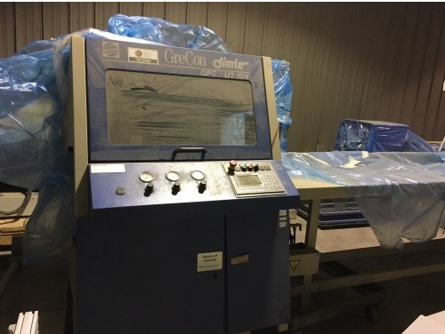 Used Dimter Opticut 104 R Optimization System | Saws - Optimizing Cross Cut