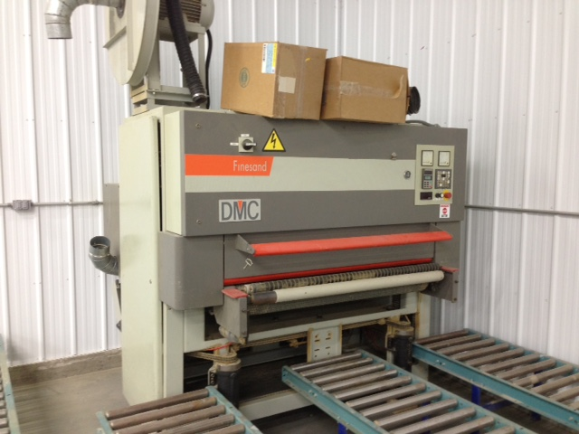 Used DMC Finesand FS1302PO | Sanders - DeNibbing and Brush