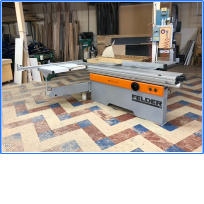 Complete cabinet shop fully equipped cabinet shop,