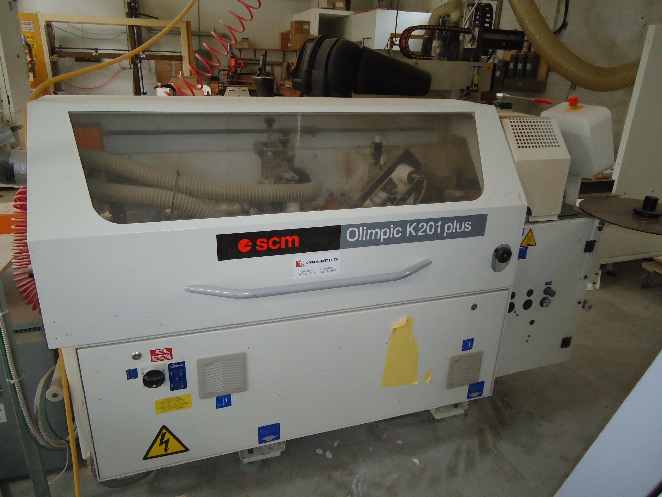 SCM K201 A Plus, 2004
