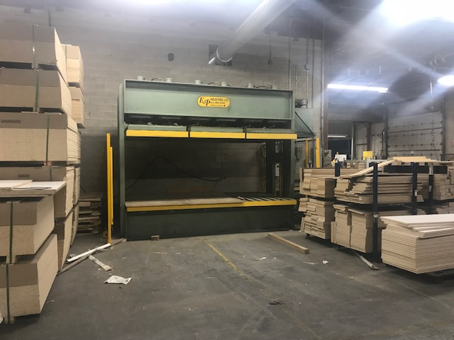 Used EP Industries 512 | Presses - Hot/Cold