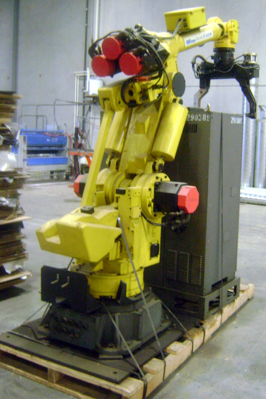 Used Fanuc R-model H | Material Handling Equipment