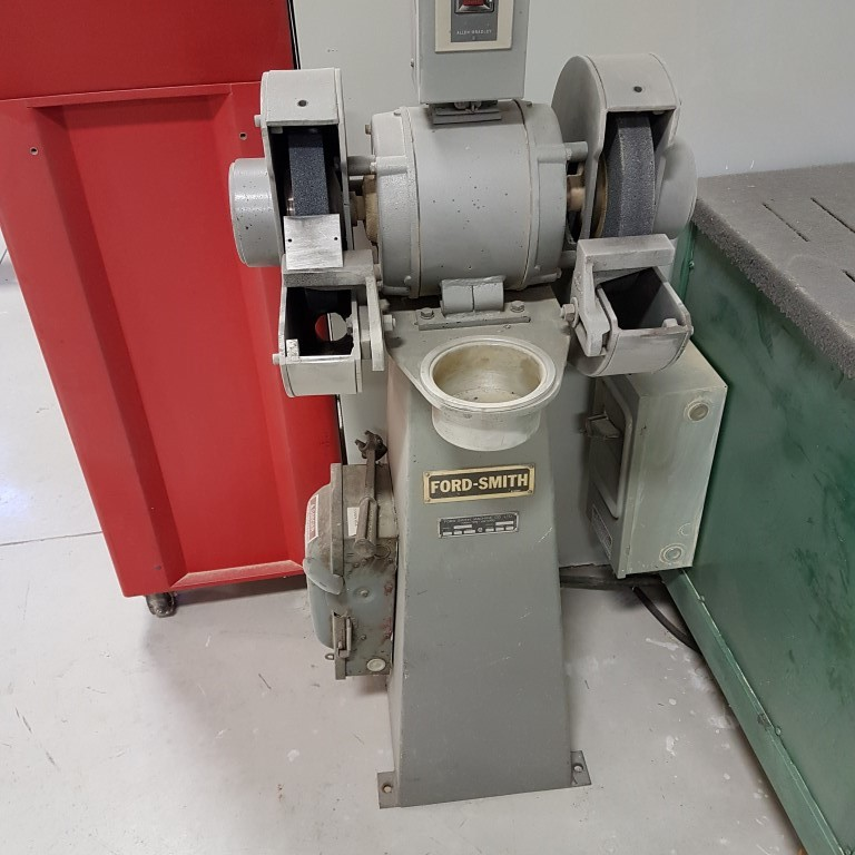 Used Ford-Smith 10 inch tool grinder | Sharpening Equipment