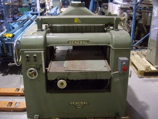 Used General 430 | Planers - Thickness