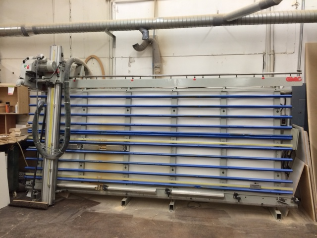 Used GMC KGS300E | Saws - Vertical Panel