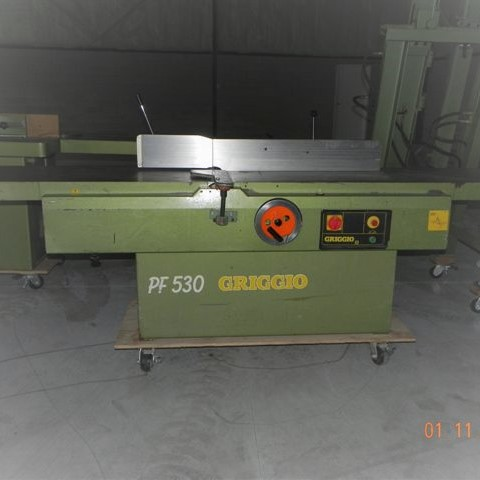 Griggio PF 550 20in. jointer with a mortising attachment , <BR><FONT COLOR=RED><B>JUST RECENTLY REDUCED</B></FONT>
