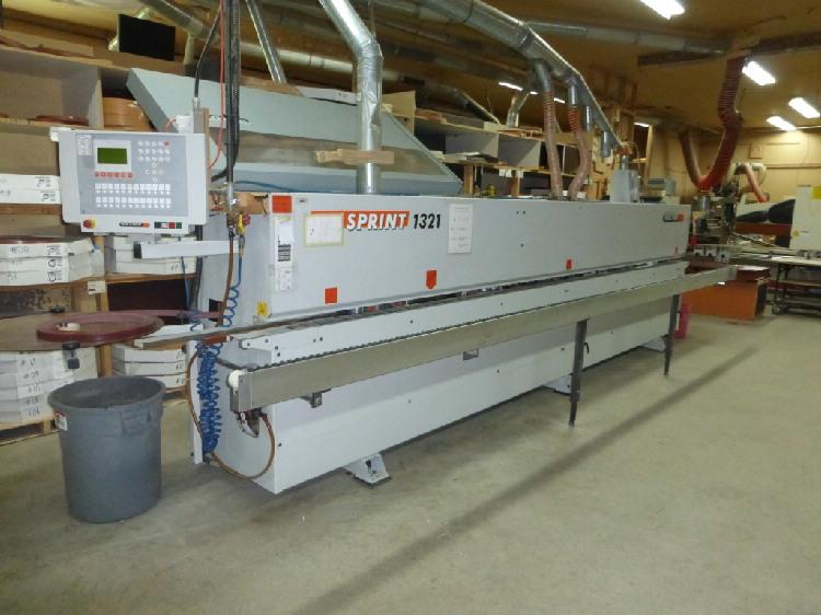 Holz-Her Sprint 1321, 2004
