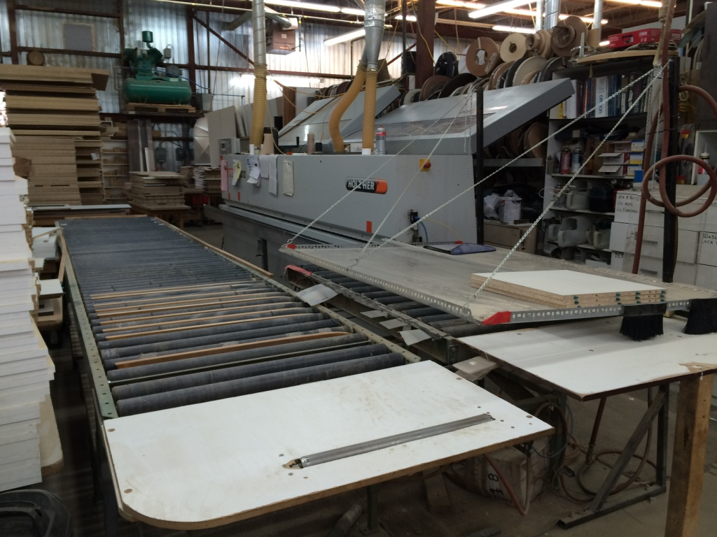 Doucet Return Conveyor,