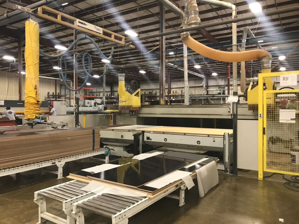 Used Homag BOF 132/30/R | CNC Routers - Flat Table, Nesting