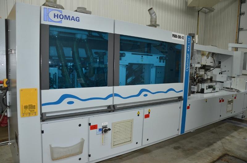 Homag KAL 310/5/A25/S1, 2006