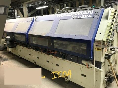 IIDA MH-224-10, 2008