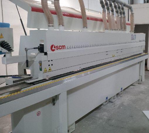SCM Olimpic K600 T-ERL, 2012
