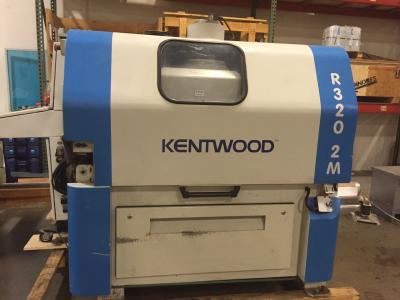Used Kentwood  R320-2M Gang Rip Saw with Advantage Rip 1 Infeed | Saws - Rip Saw