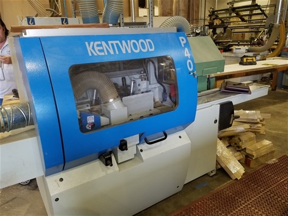 Used Kentwood  P407 | Planers - Thickness