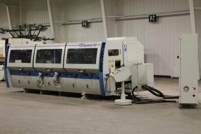 Used Leadermac Speedmac LMC-923SP Nine Head Moulder | Moulders