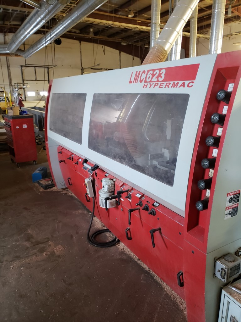 Leadermac  LMC-623H 6 head Hypermac,., 2013