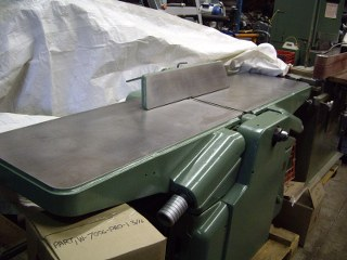 Lurem 16 1/2 planer jointer combi,
