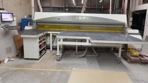 MacMazza Top Saw TS010, 2013