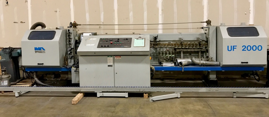 Midwest Automation UF2000,