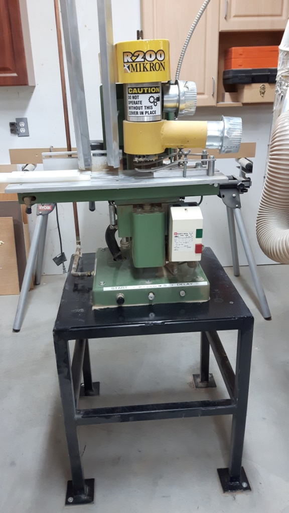 Used Mikron R200  | Miscellaneous