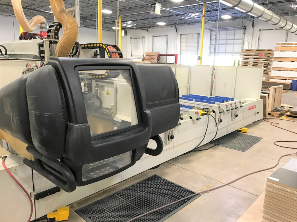 Used Morbidelli Author 655S | CNC Machining Centers - Pod and Rail