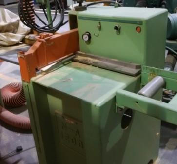 Used N&A  1200 undercut saw | Saws - CutOff, Miter, Radial Arm