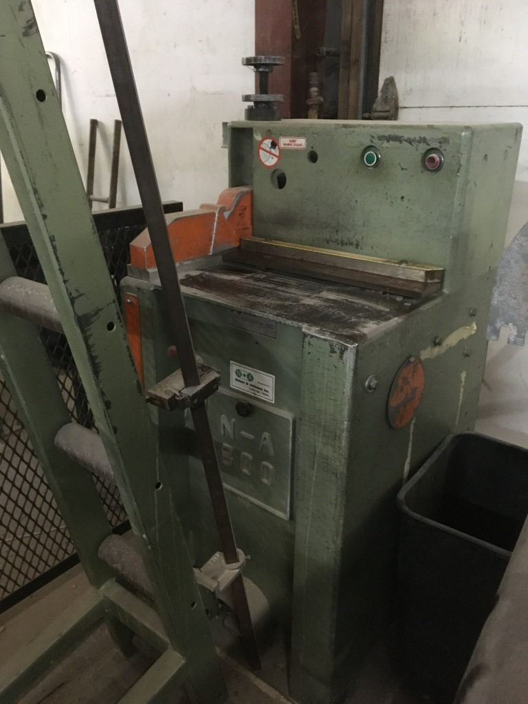 Used Nelson Atkinson  | Saws - CutOff, Miter, Radial Arm