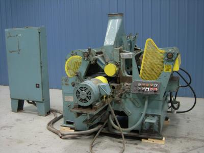 Newman S-282 Double Sided Rough Lumber Planer,