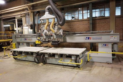 Used Northwood CS285 | CNC Routers - Flat Table, Nesting