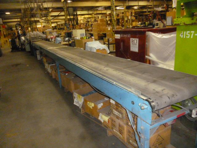 Various Powered Conveyors Belt and roller conveyors,